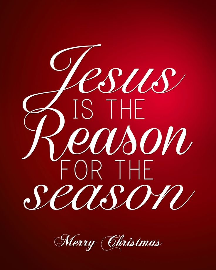 jesus christmas quotes 2017